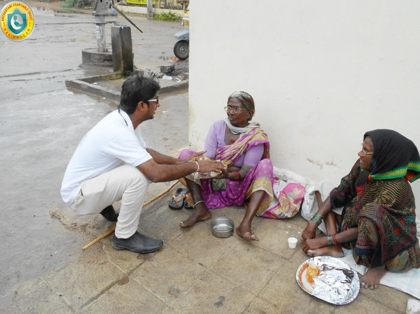 Donate A Plate To Feed A Homeless Person