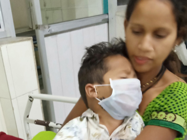 Help Chirag Fight Blood Cancer