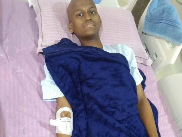 Help Maheshwara Fight Cancer