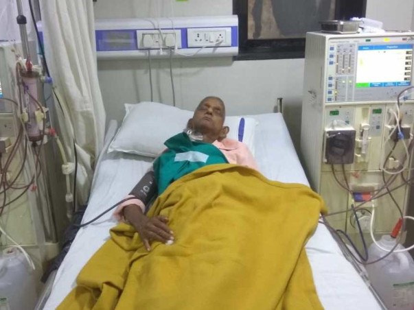 Help Moreshwar Pandit Undergo A Kidney Transplant