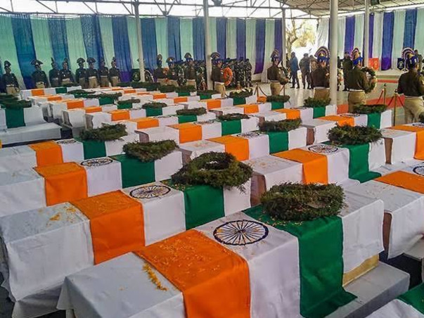 Help The Families Of Those Martyred In The Pulwama Attack