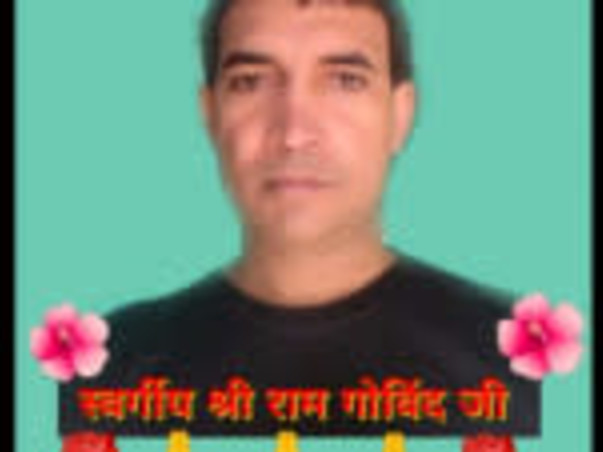 Support Driver Ramgovindji's Family