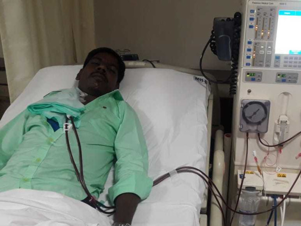 Help Pradeep get a kidney transplant
