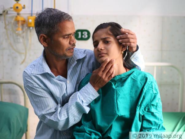 Padmini Sahoo  needs your help to fight disease