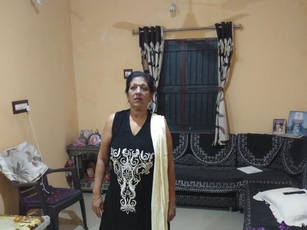 Help Saroj Recover From Ulcer