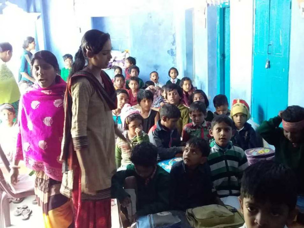 Help Us to Educate Girl Child from BPL and Underprivileged Family