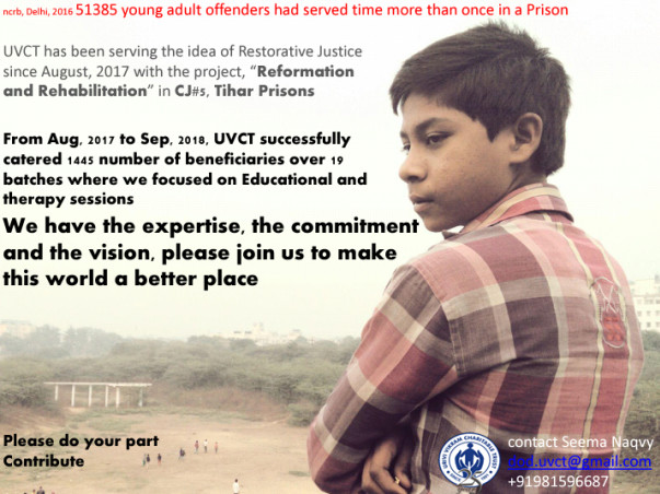 Advocacy of Human Rights of Young Adult Offenders