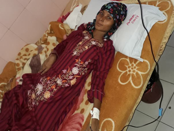 Help my sister fight against Blood Cancer