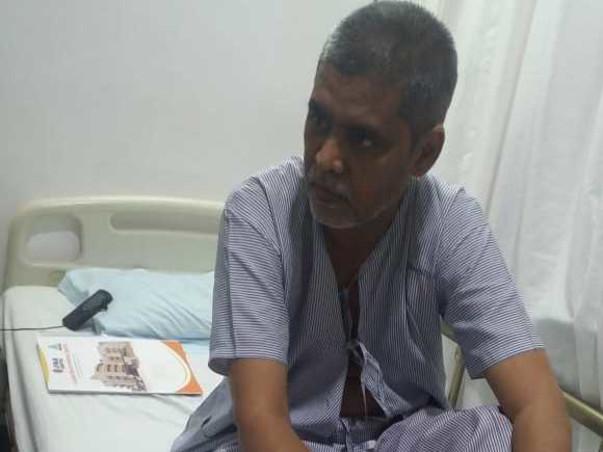 Help Daily Wage Labourer Saibudeen Face CABG Heart Surgery