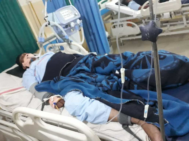 Help Shahzada Get Treated for Brain Hemorrhage