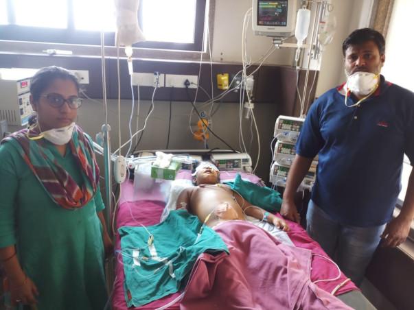 Help Periz Recover From Severe Pneumonia, Kidney Infection & Swine Flu