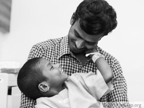 Neelamanikanta needs your help to undergo Liver Transplant surgery
