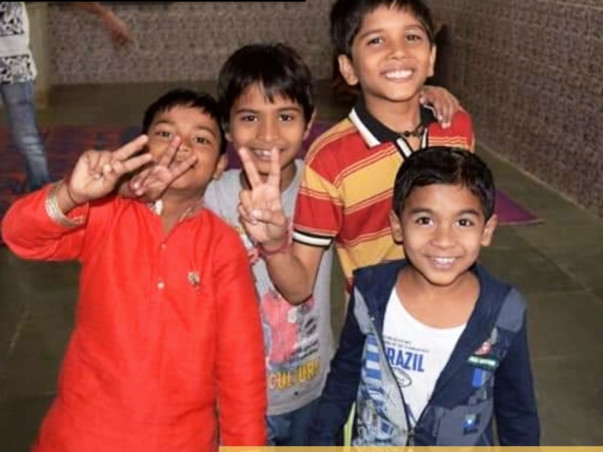 Donations invited@Muskurahat Foundation: Delivering Education & Smiles