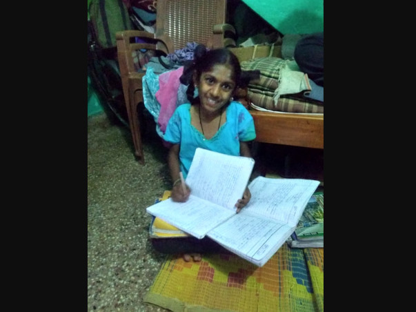 Help Lakshmi Fight Growth Hormone Deficiency
