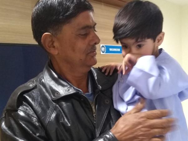 Help Our Two Year Old Kohana Listen Again
