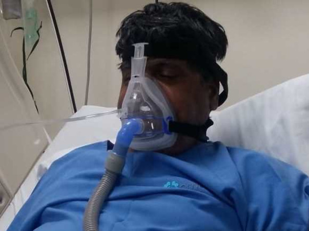 Help Nayeem Get Treated for Lung Disease