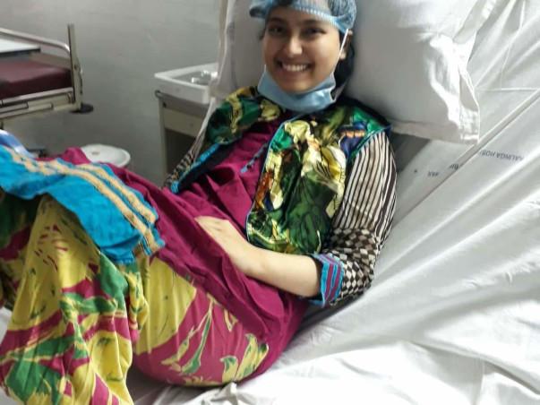 Help My Daughter Kidney Transplanted Patient