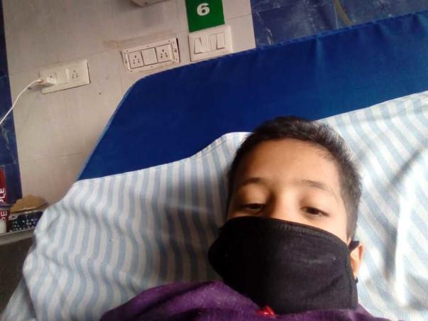 Help 8-year-old Abrar Fight Cancer