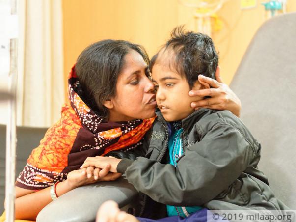 Help Master Halim Sk to undergo his treatment