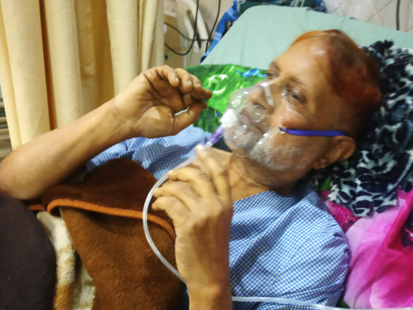 Help Me For My Father's Heart Bypass Surgery