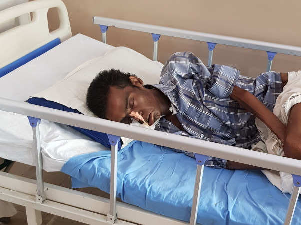 Help Wali Ahmed Fight Cancer