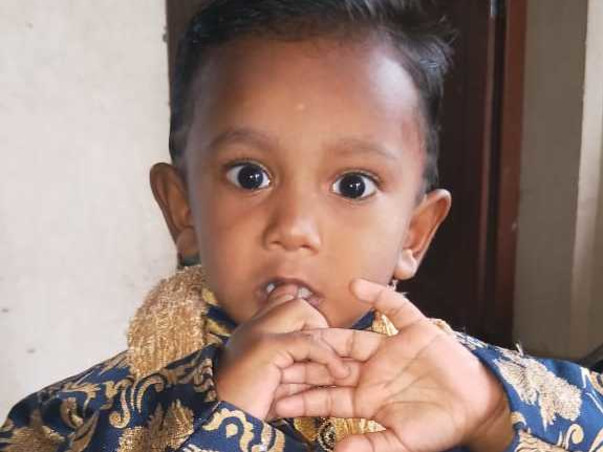 Help Rayhan Get Treated for a Severe Head Injury