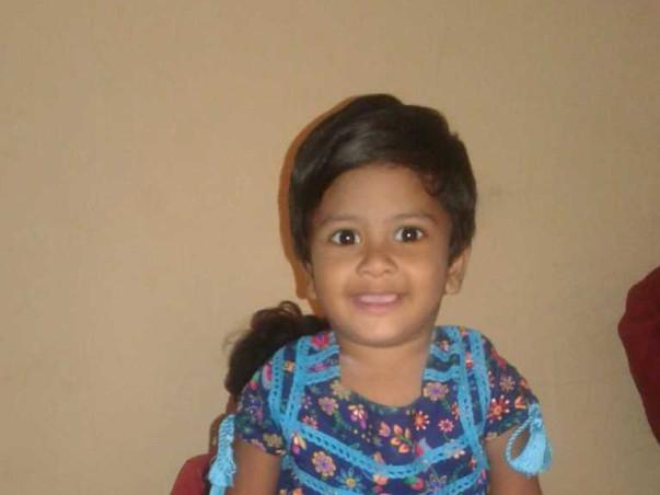 Help 2 Year Old Zeba Get her Breath Back