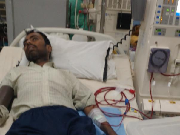 Help My Father Undergo Kidney Transplant