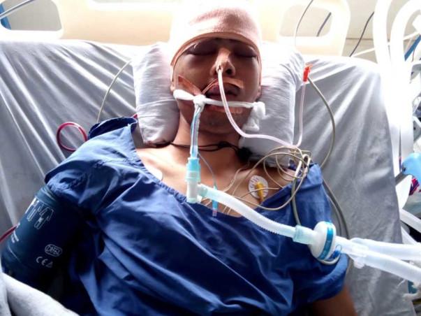 Help Shekhar Get Treated for Severe Head Injury