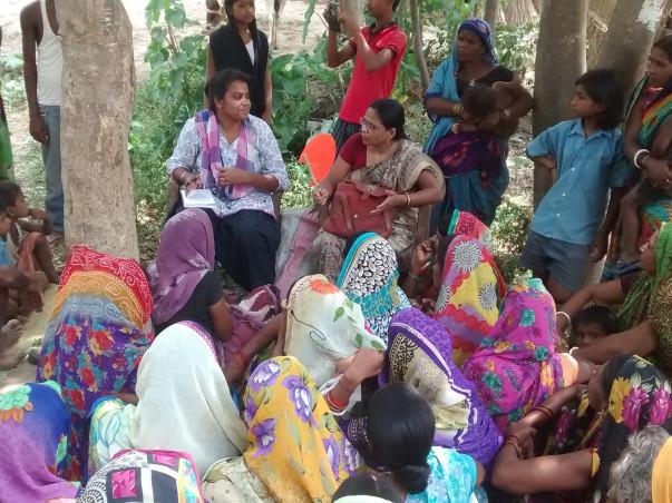 Biogas Revolution for RuralWomen in Bihar to prevent from killer smoke