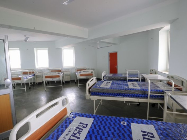 Charity Nursing Home For The Poor And Needy