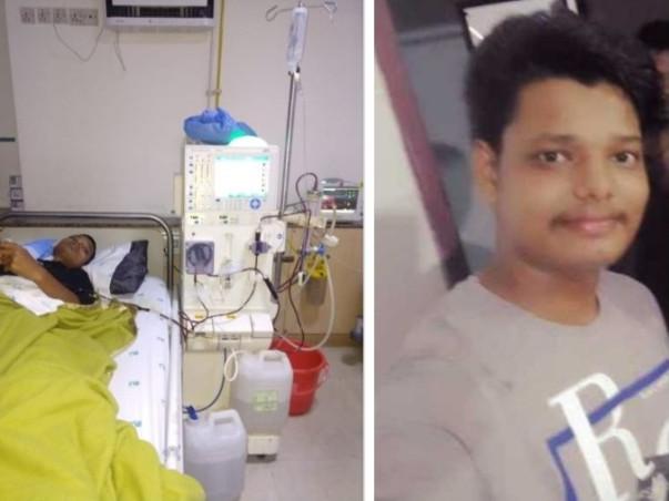 Help Shubham (IEM|HackWithInfy U-100) Undergo Kidney Transplant