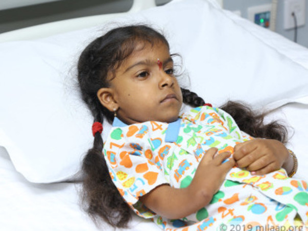 This 6-year-old Heart May Fail Any Second Unless She Gets Surgery