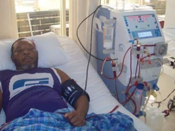 Help Prince James Peters fight Kidney Failure