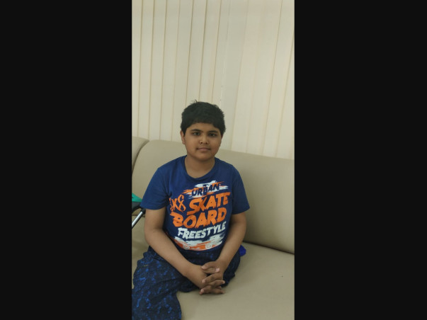 Help 11 Year Old Shubham Walk Again