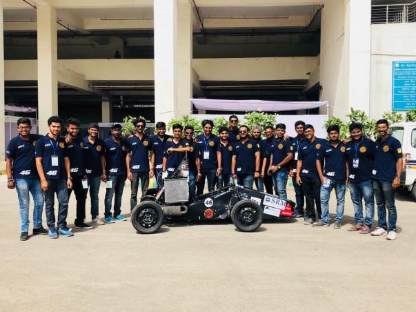 Help Us Develop a Formula Car for SAE-SUPRA 2019