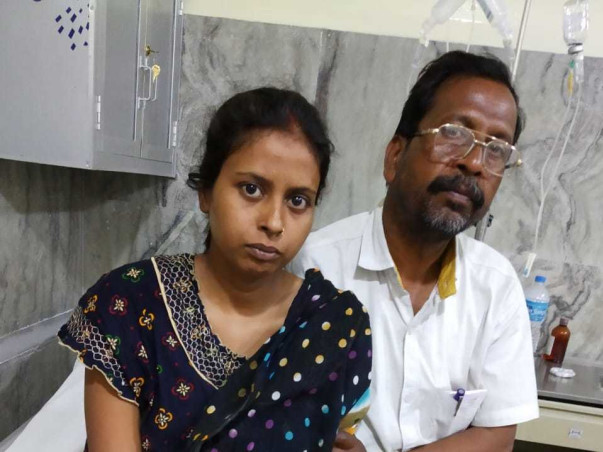 Daughter of an office boy needs your help to fight cancer