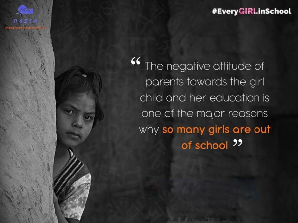 Help Rasta for Girl Child Education