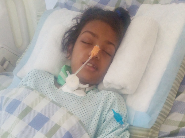 Help Rinita Fight Brain cancer.