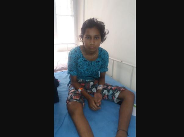 Help Shreya Fight Acute Leukemia