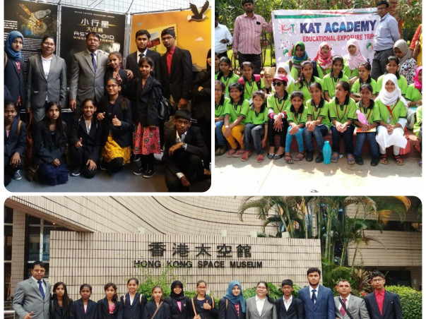Help underprivileged students visit the Hong Kong Space Center!