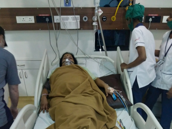 Help my Mother suffering from Swine Flue