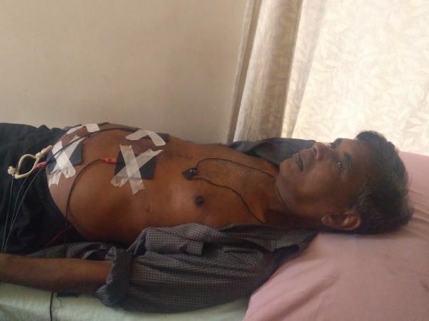 Help Devaraj Undergo A Major Cardiac Surgery
