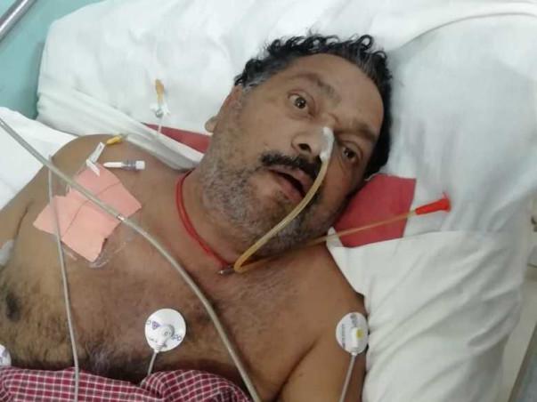 Help Parameshwar Singh Fight Cancer And Brain Haemmorhage