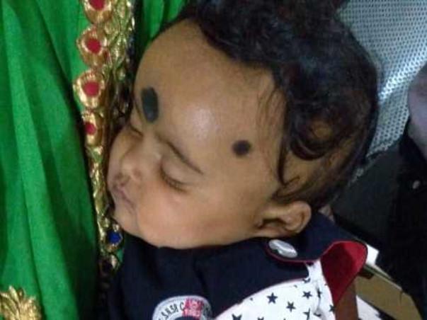 Help my five months nephew Abhisruti under go Liver Transplant.