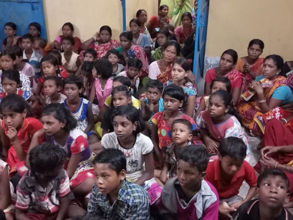 Support the Children of DWDO for Proper Education and Healthy Life