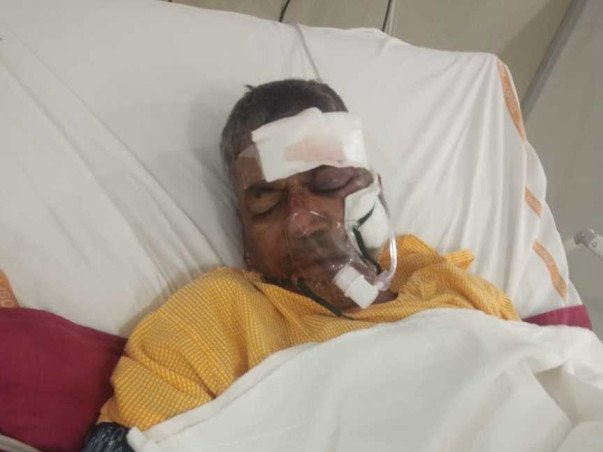 Help Mallari save him from brain injury