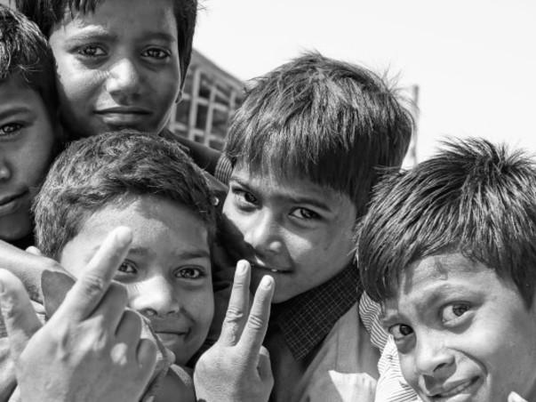 Skill Focused Education Camp for Underprivileged children