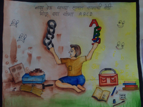 Help Keep Alive India's Only Helpdesk For Children In Legal Conflicts!
