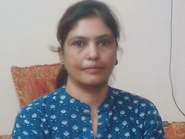 Help single mother meghna to stand on her own feet